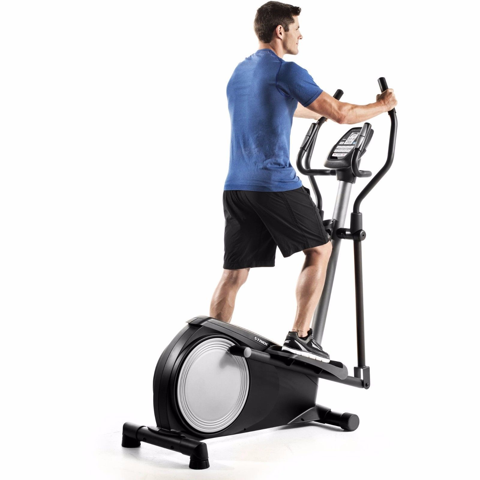 Ellipticals 72602: Tax Free Gold S Gym Stride Trainer 380 Compact Elliptical Machine -> BUY IT NOW ONLY: $272.02 on eBay!