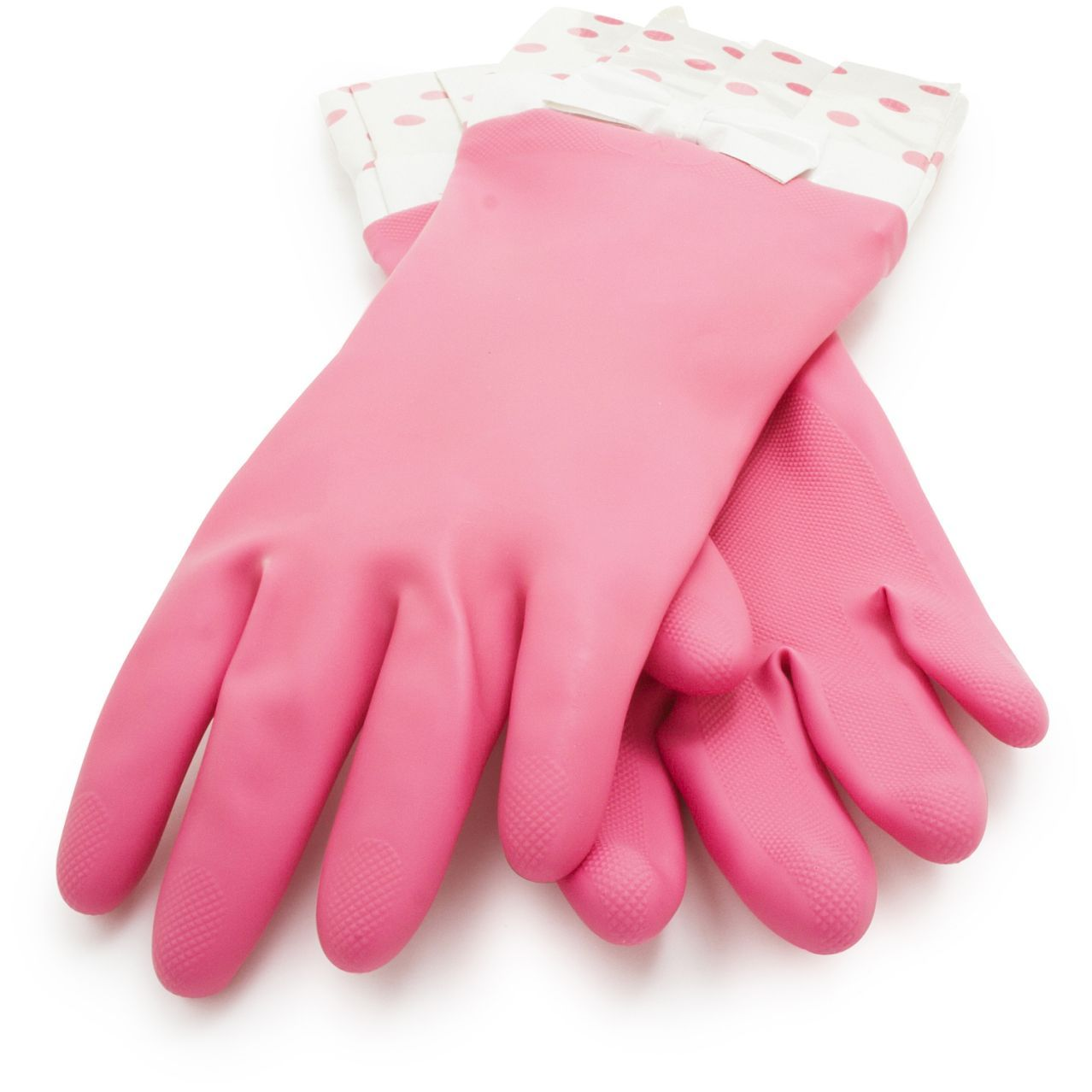 Gloveables cleaning gloves sur la table