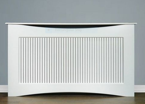 Richmond White Large Radiator Cover 75 From B Q Large Radiator