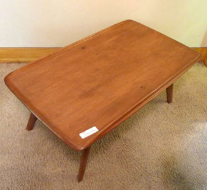 Furniture Sales This Weekend: Heywood Wakefield Coffee Table...at An Estate Sale This