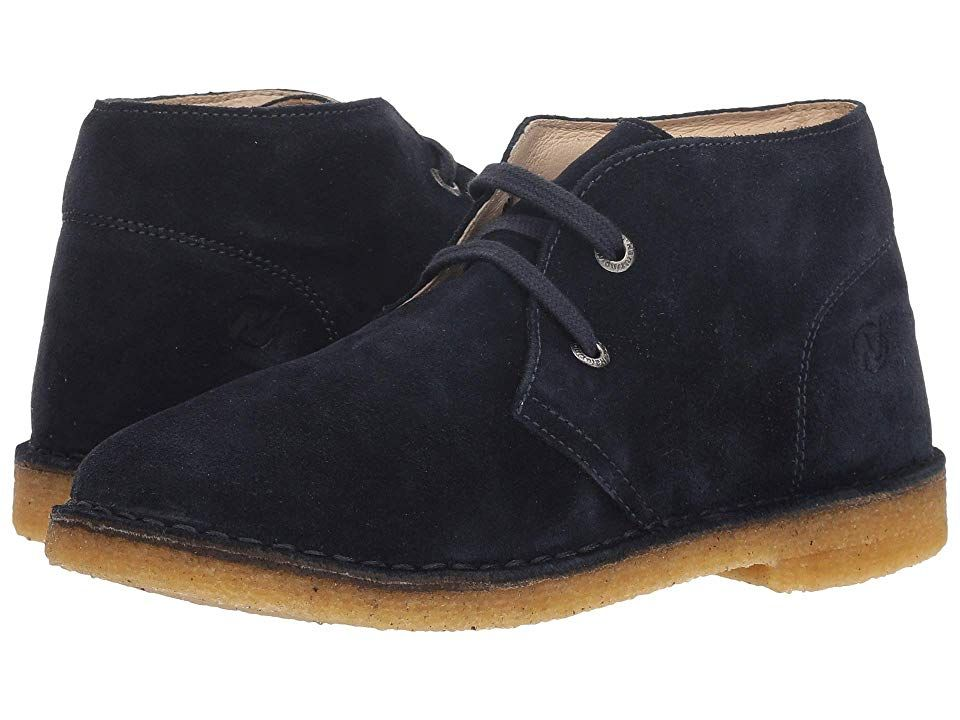 Naturino Milky Aw18 Toddler Little Kid Big Kid Boy S Shoes Blue Suede Boots Boys Shoes Kids Chukka Boots