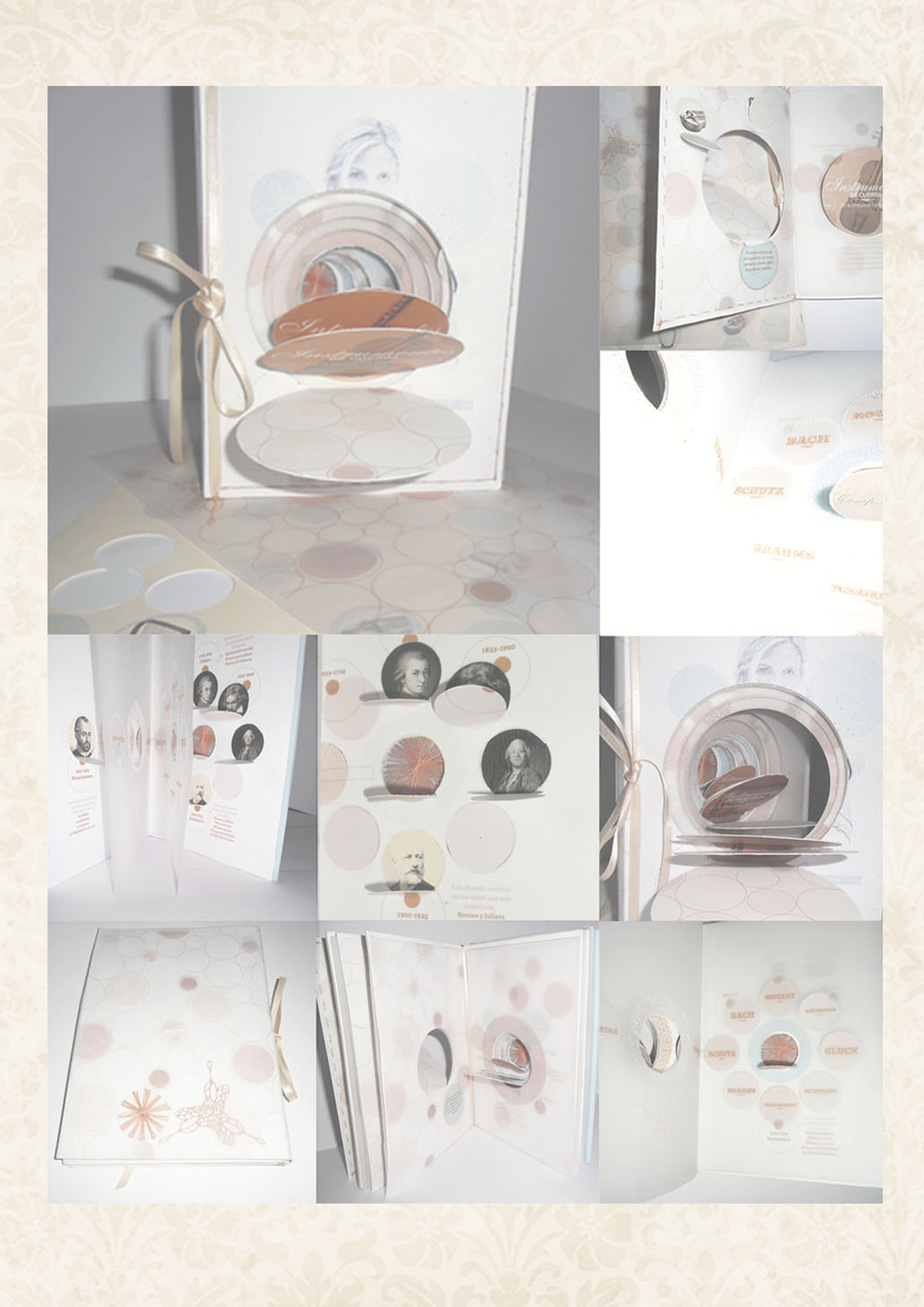 Sistema Para Un Evento Libro Objeto M Sica Cl Sica Pinterest  # Bitacora Muebles