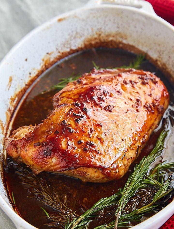 marinde Turkey bake breast