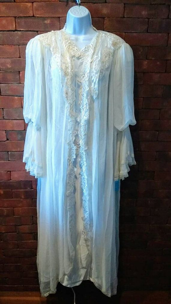 Pin on ExquisiteSleepwear on Etsy Vintage Fine Lingerie Pristine Condition  With Original Tags 69fea2329