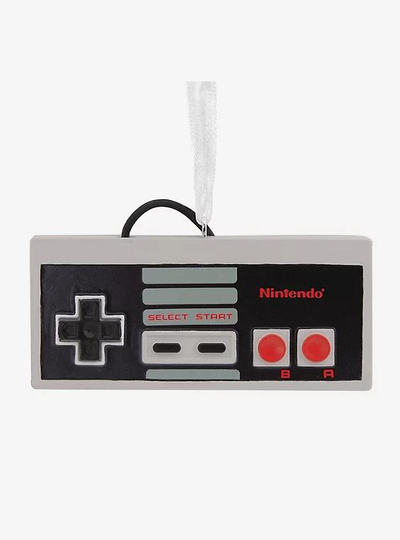 Nintendo Nes Controller Ornament In 2020 Nintendo Nes Nes Controller Nes