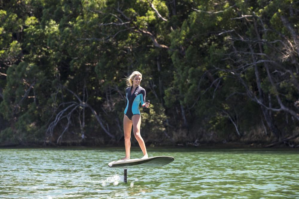 Fliteboard eFoil Electric Hydrofoil Surfboard