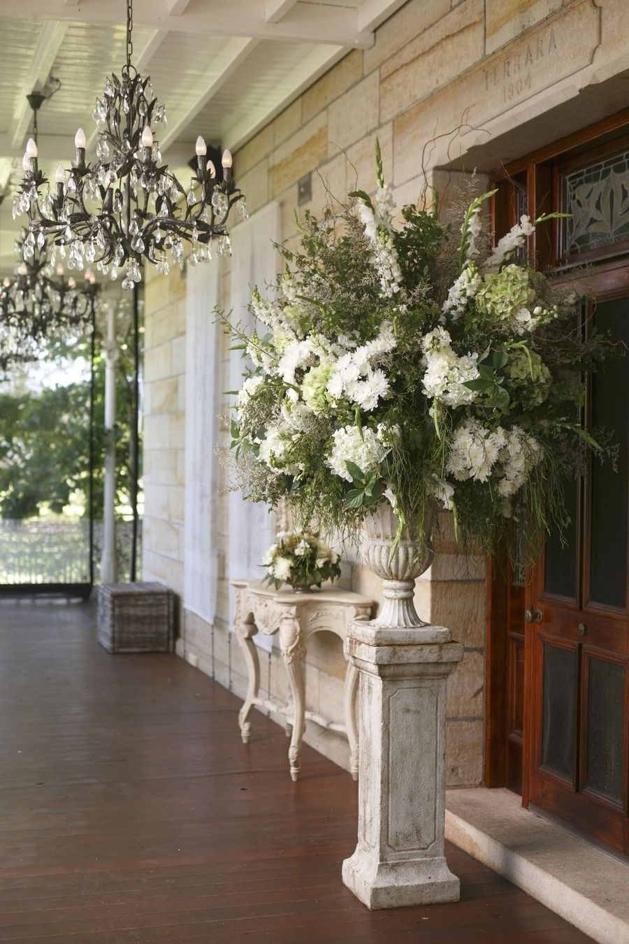 The verandahs terrara house estate wedding from blumenthal