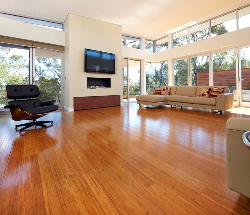 Cheap Floating Flooring Melbourne: Tantalizing Coffee Bamboo Floor Call Us Today @ 1300 66