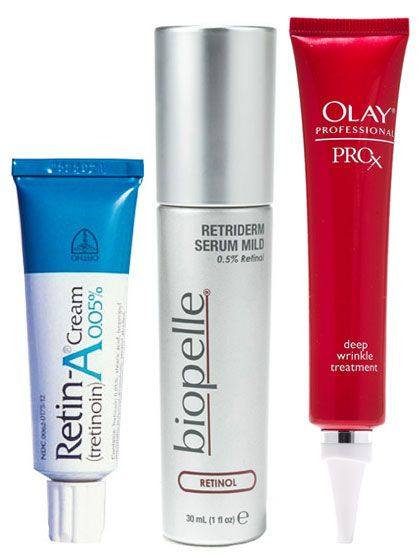 retinol cream ingredients
