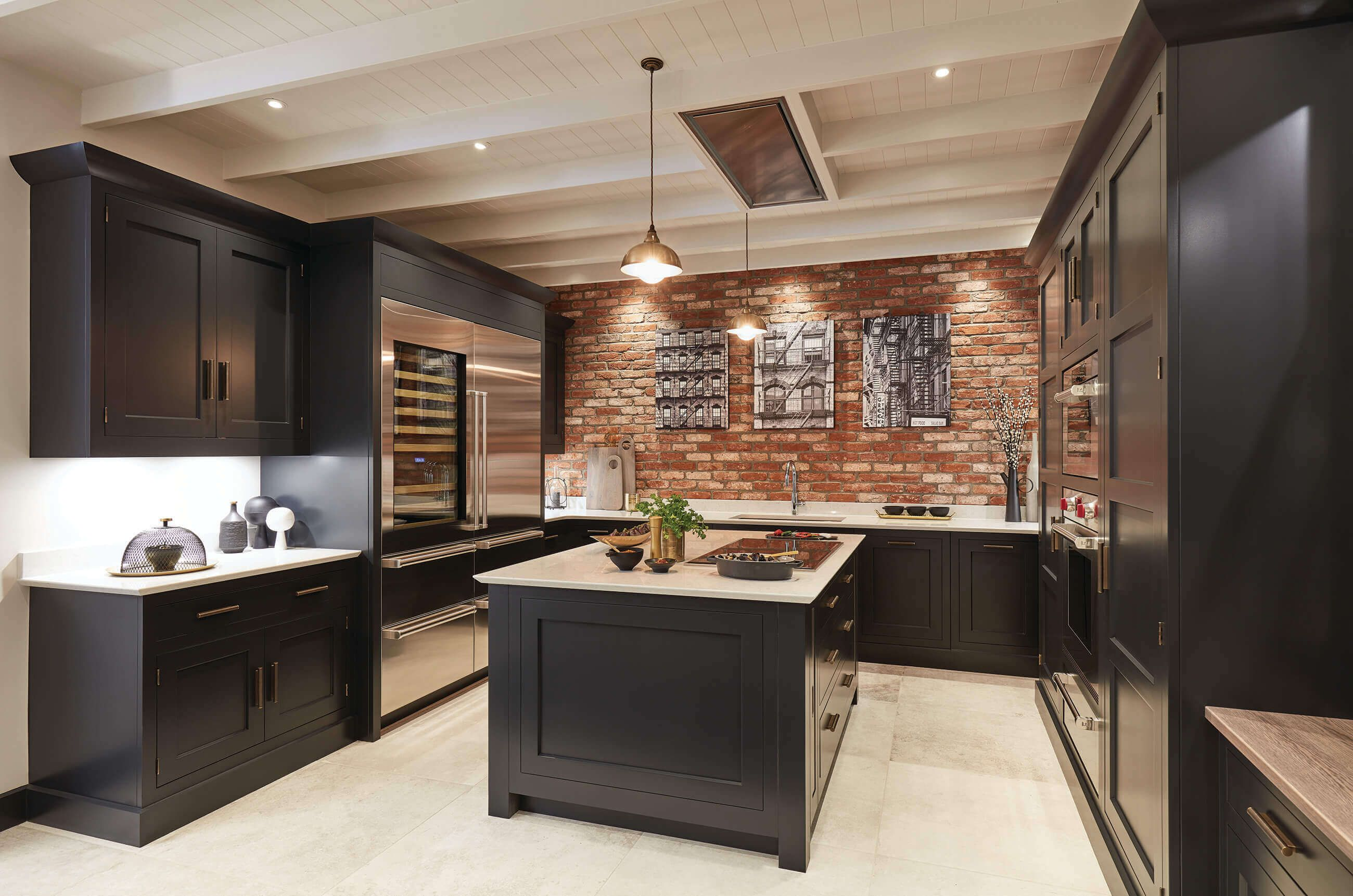 This Open Plan Kitchen Is The Perfect Space For Family