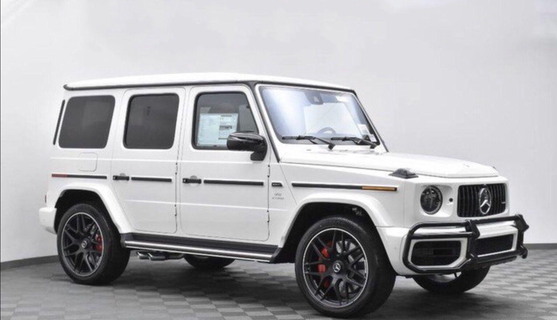 Mercedes Benz G63 Amg 2020 1 Miles 165 815 Ext Designo