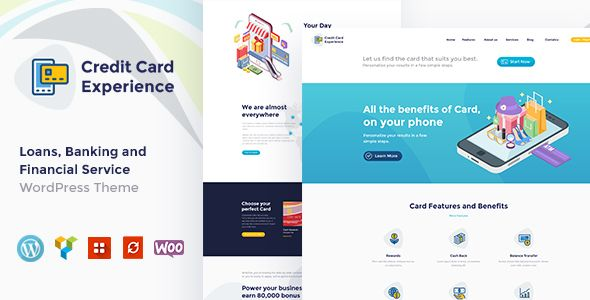 Awesome Credit Card Business And On Line Banking Company