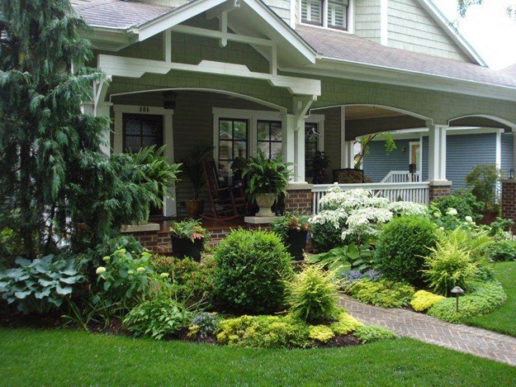 great 16 front yard cottage garden