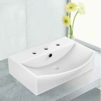 Royal Purple Bath Kitchen Ceramic 19 5 Quot Bathroom Sink With