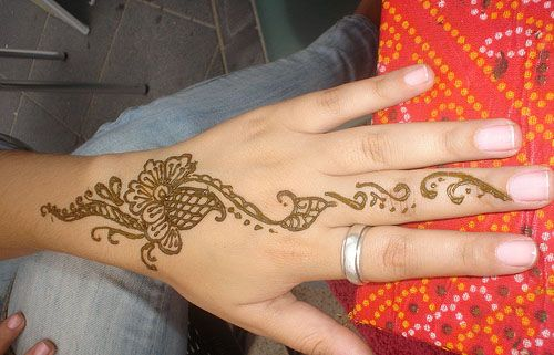 Easy Mehndi Ideas : Easy mehndi designs for beginners care n style henna