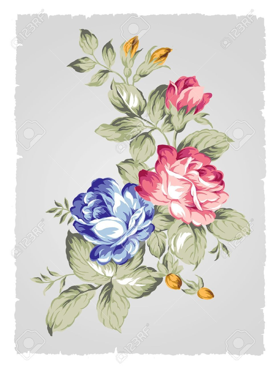 Fabric Painting Flower Patterns Bunch Google Search Designer