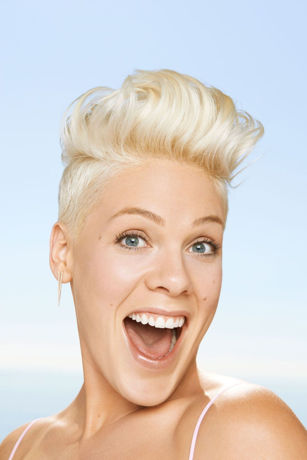 the two sides of pink | all things p!nk | pink, hair styles