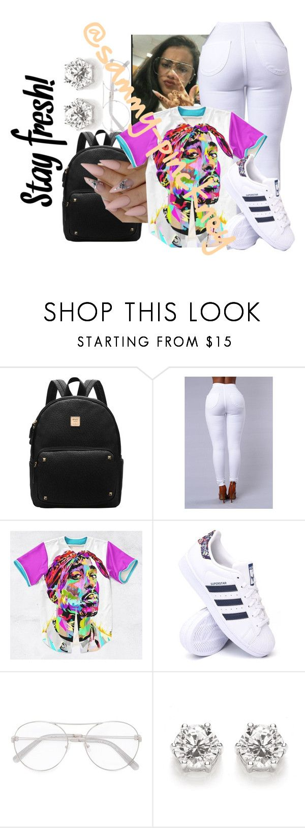 """""""Goodmorning"""" by sammy-pinckney ❤ liked on Polyvore featuring adidas, Chloé and Behance"""