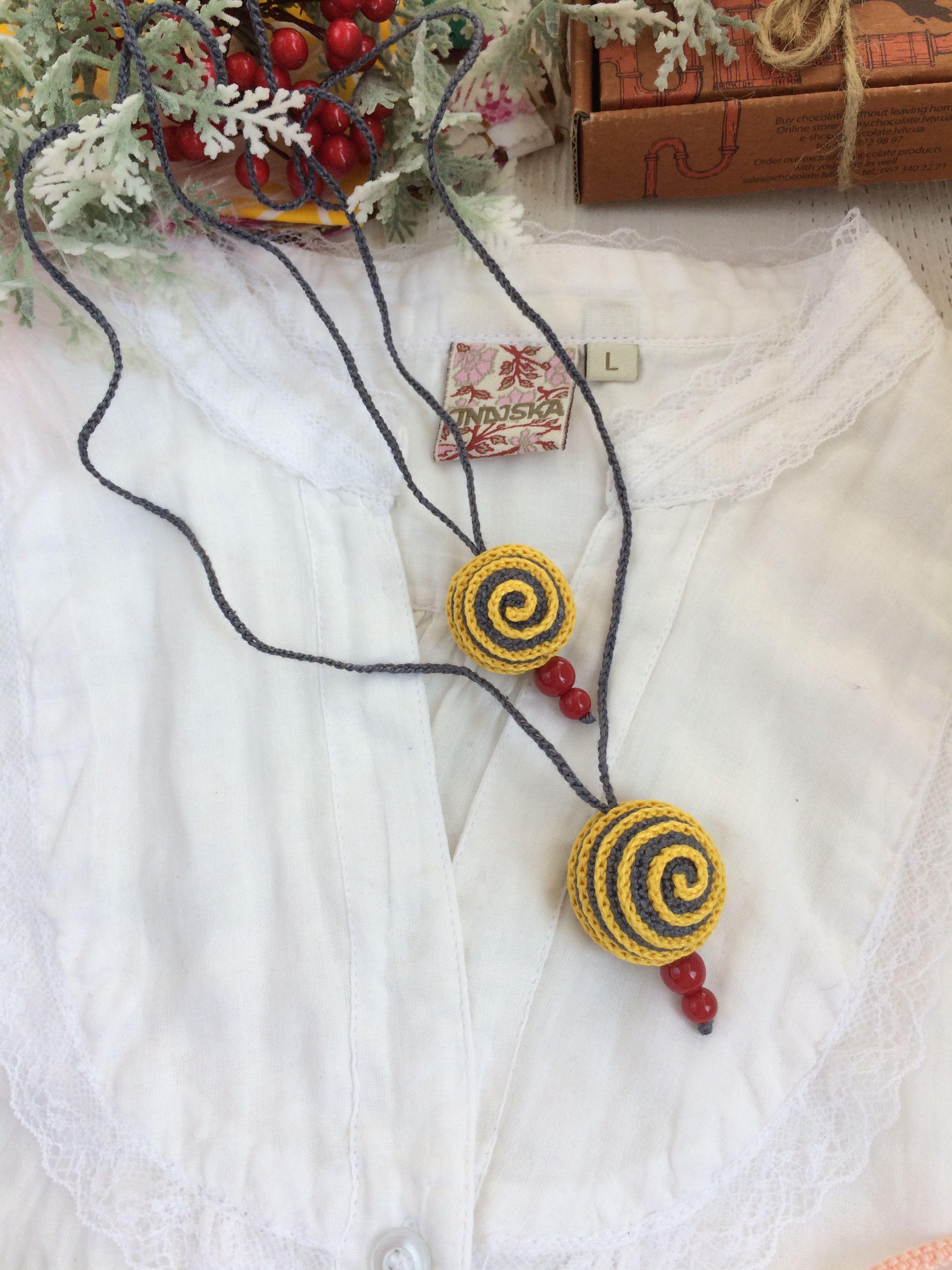 Autumn necklace set meditation gift pendant necklace halloween