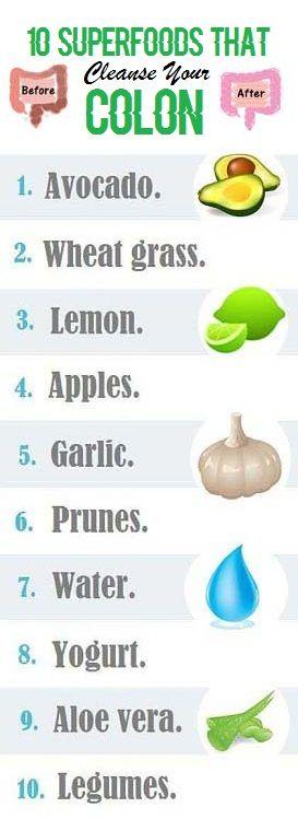 legume de detoxifiere de colon