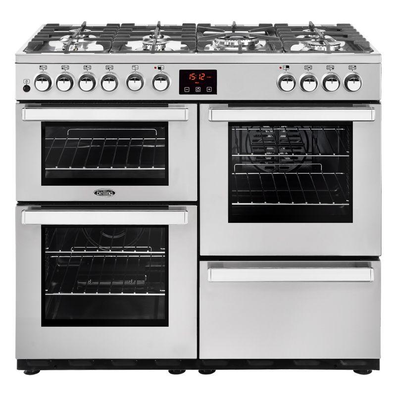 Beautiful Freestanding Range Cookers Uk Part - 13: Freestanding Kitchen Range Cookers UK - Belling
