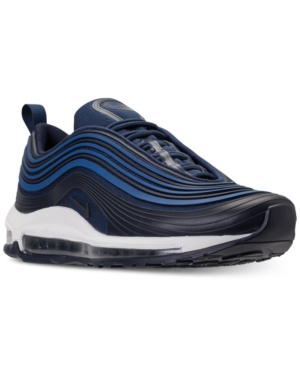 904deaa9e2 NIKE MEN'S AIR MAX 97 ULTRA 2017 PREMIUM CASUAL SNEAKERS FROM FINISH LINE. # nike #shoes #