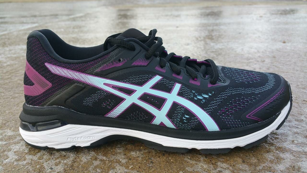 The ASICS GT 2000 7 is a basic running shoe that is solid on