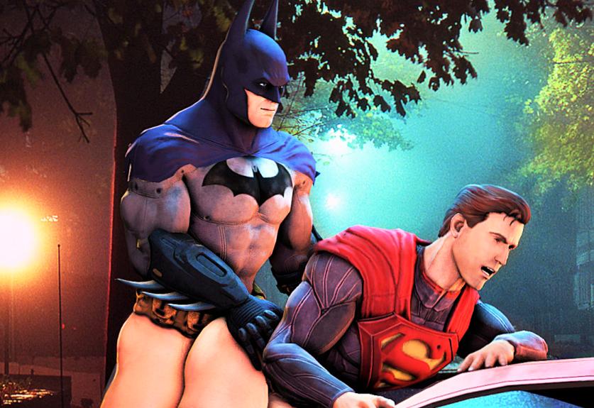 Gay superman pics