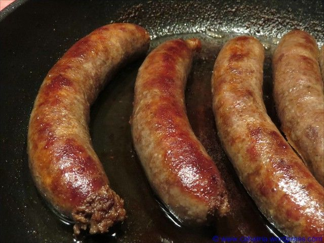 Wild boar sausage (made entirely from wild boar meat) - DIY