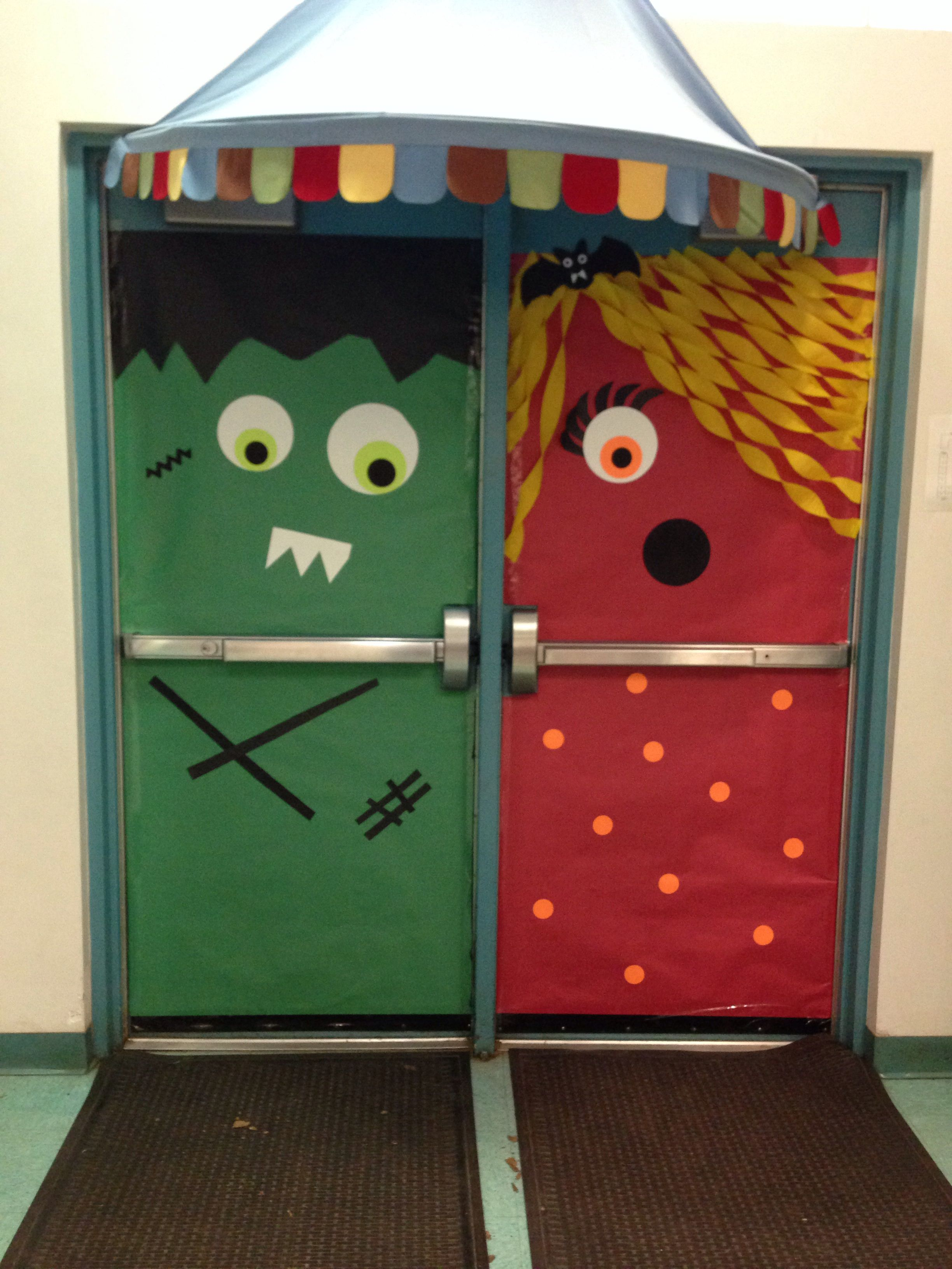 Monster Doors! & Monster Doors!! | Library | Pinterest | Monster door Monsters and Doors
