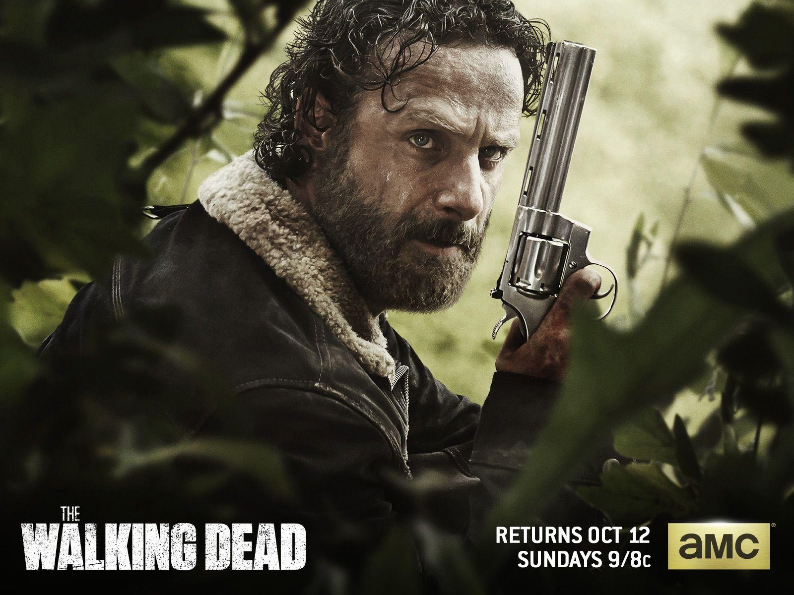Rick Grimes Season 5 Wallpaper The Walking Dead Walking Dead