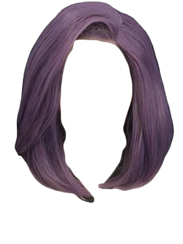 Purple Hair Purple Hair Hair Styles Hair Png