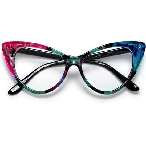 Photo of Vintage Inspired Cat Eye Silhouette Chic Trendy Reading Glasses