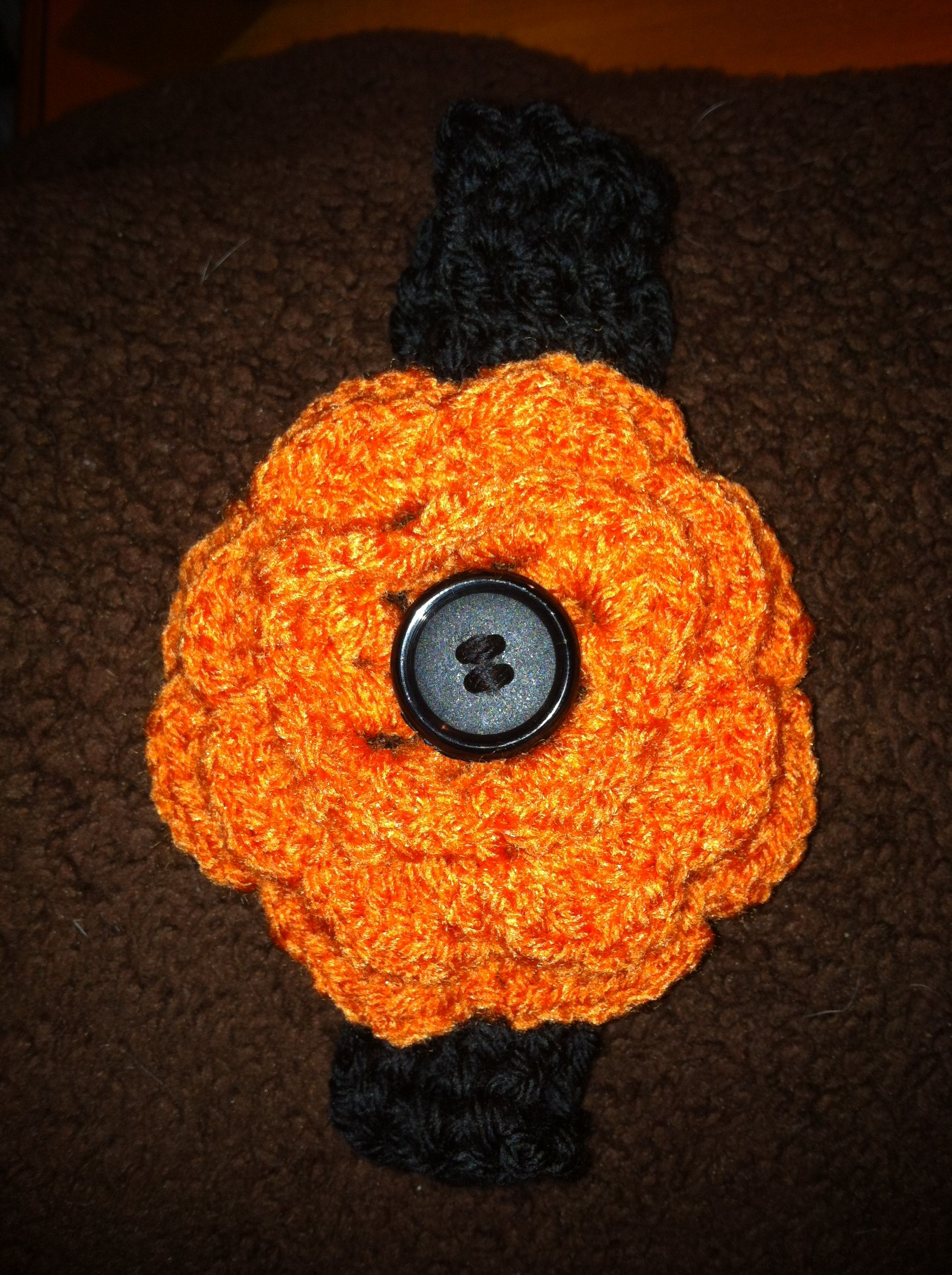 Happy Halloween Flower