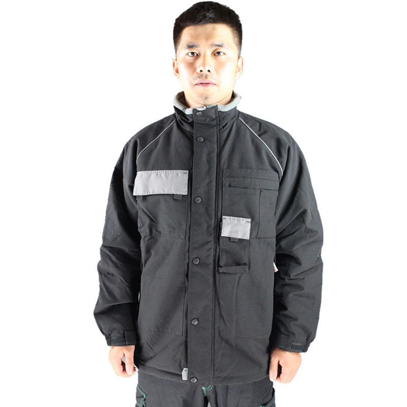 66990f419594 Safety Clothing Men Winter warm work clothing Multifunctional cold-resistant  retardant overalls protective clothes workwear