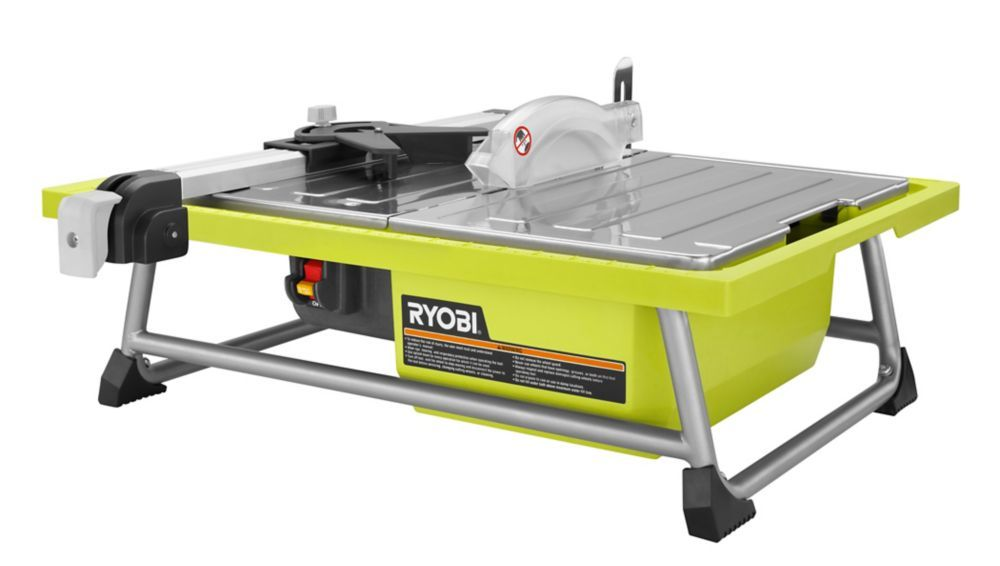 7 In Tabletop Tile Saw Products Tiles Home
