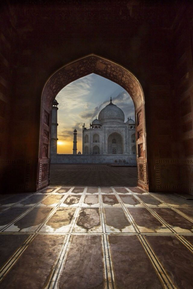 "Photo ""Taj Mahal"" by IcebinG #500px"