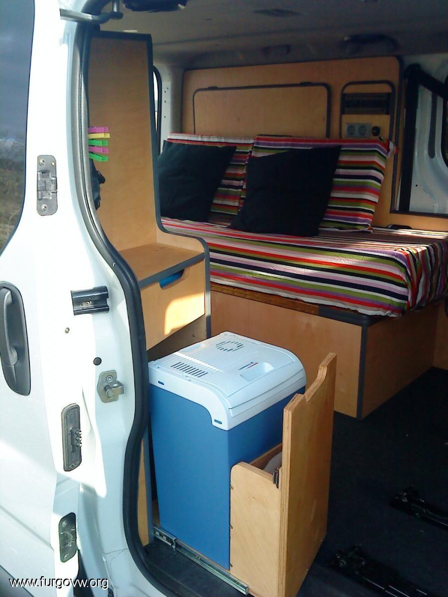 opel vivaro camper 1 9 cdti largo 6 plazas dise o. Black Bedroom Furniture Sets. Home Design Ideas