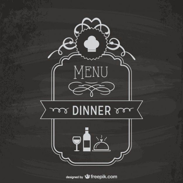 100 recursos gratuitos para restaurantes | Restaurante, Pizarra y ...