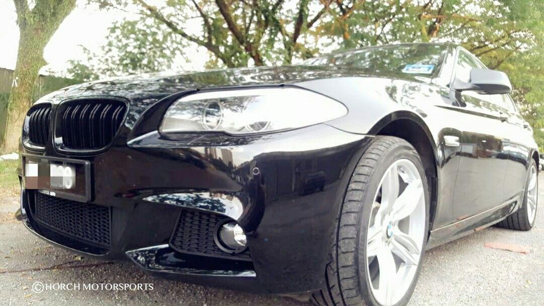8e46ae580cb F10 5-Series M-Sport Bumper Bmw 5 Series