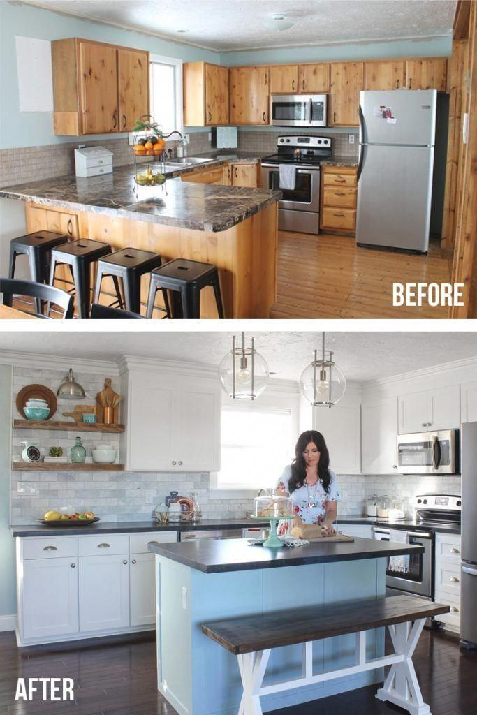 10x10 Kitchen Cabinets: The Helpful Information Is Below 10x10 Kitchen Remodel In
