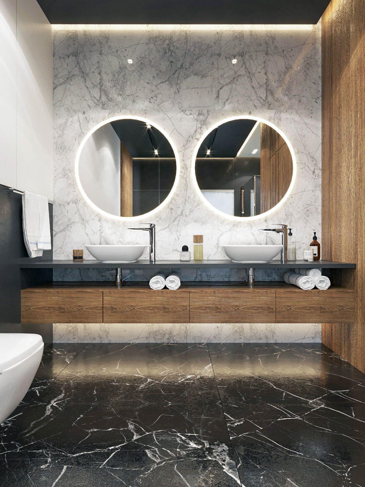 Photo of Luxusbadezimmer 10,2qm
