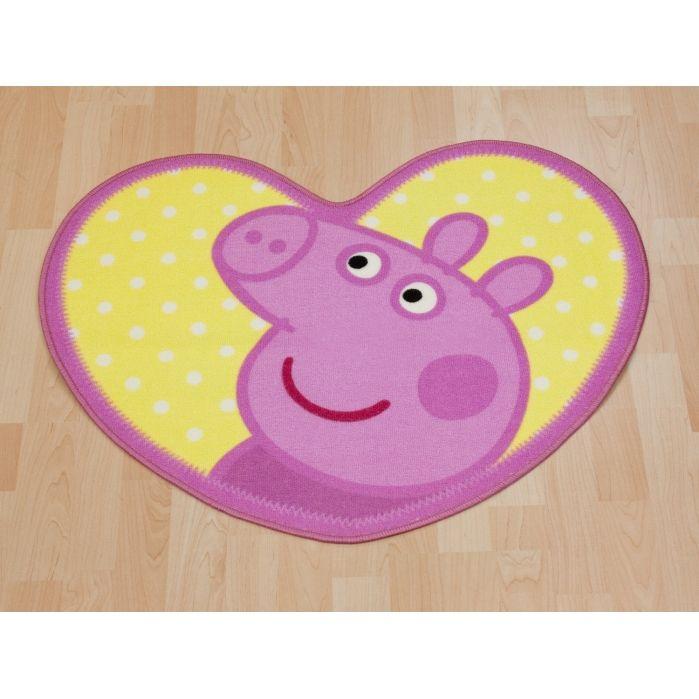 Peppa pig mat | Floor rugs bedroom, Bedroom flooring ...