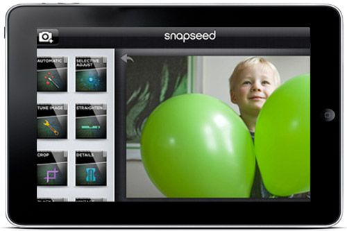 App Review Snapseed Good photo editing apps, Snapseed