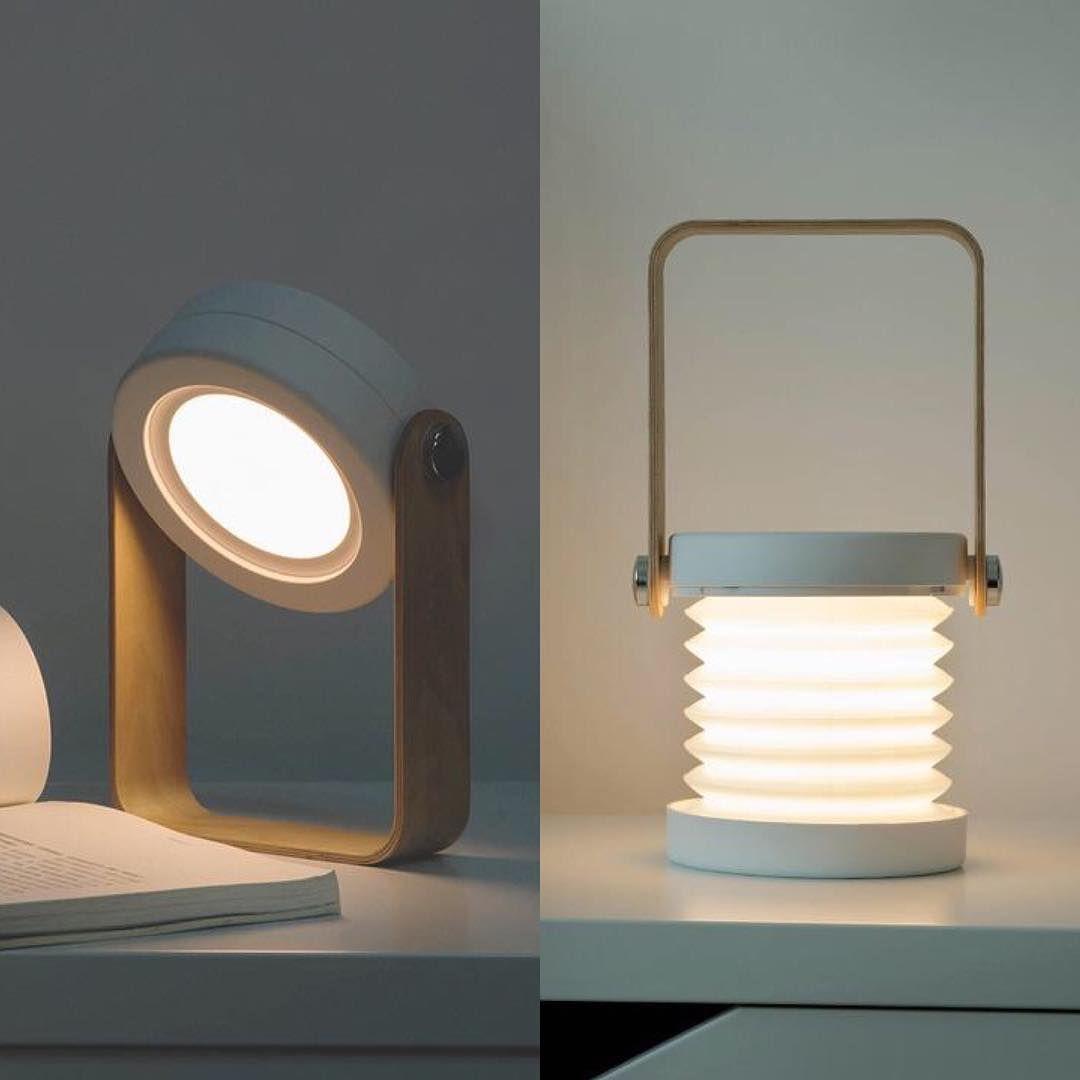 Ortable Accordian Lamp By Paerdesign Lamp Lighting Designbunker Lightingdesign Portable Lantern Innovative Innovati Portable Lamps Lamp Portable Light