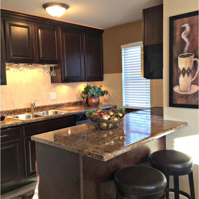 Giani Stone Paints Chocolate Brown Paint Kit With Cabinets What Do You Think Sissy