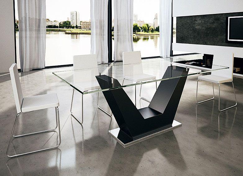 Muebles cosas de arquitectos comedor moderno vinaro for Diseno comedores modernos