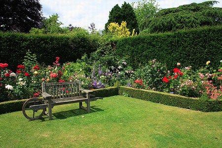 for Planos de jardines pequenos
