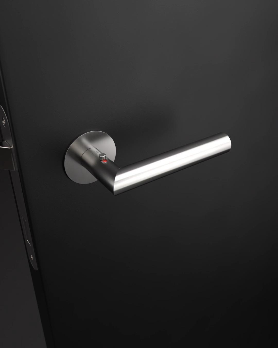 smart2lock   Türen schließen ohne WC-Rosette
