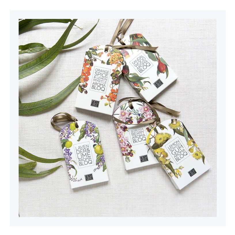 Lemon Scented Gum Aroma Bloq | Gifts, Australian gifts ...